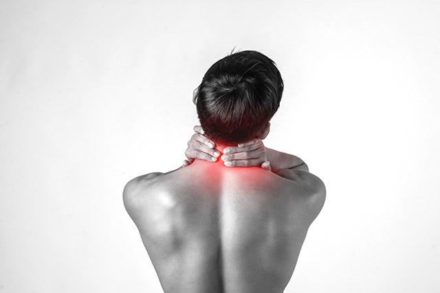 cervical posture pain