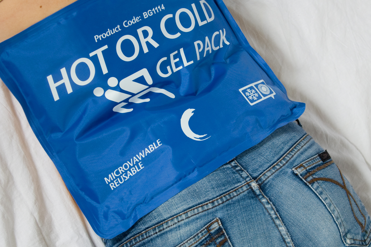 hot and cold therapy lower back pain relief